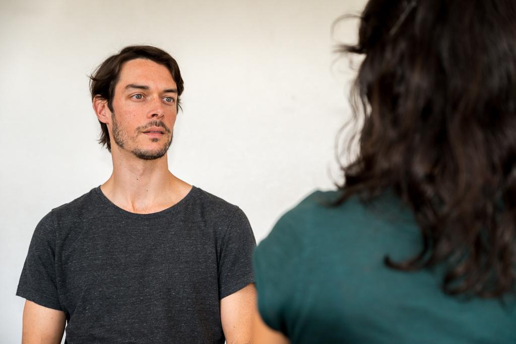 J'ai été interviewé sur ma pratique de l'hypnose